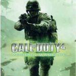 بازی-Call-Of-Duty-4-Modern-Warfare-مخصوص-ایکس-باکس-360