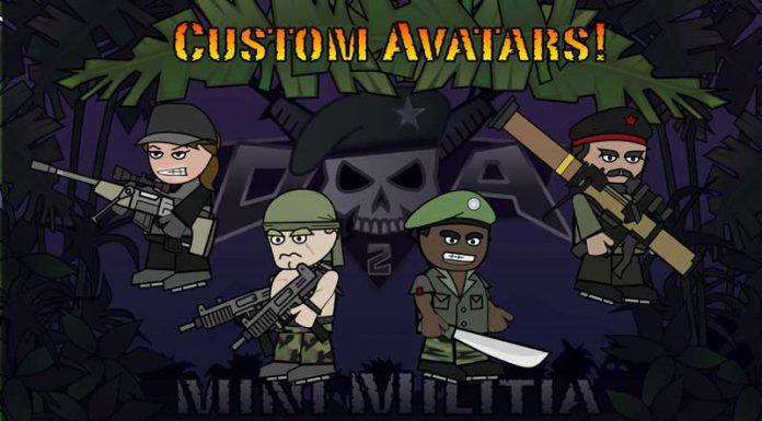 بازیMini-Militia0