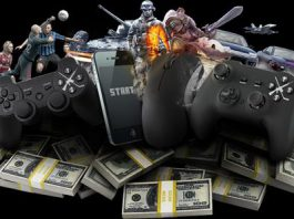 بازی و پول