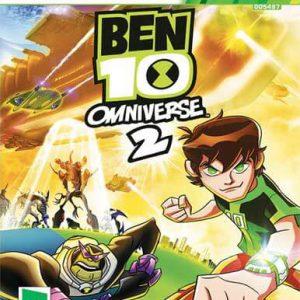 خرید بازی ben10 omniverse2 برای XBOX 360