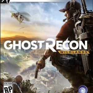 بازی کامپیوتری tom clancys ghost recon مخصوص PC